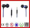Earphone speaker manufacturer supply rope braided cable earphones