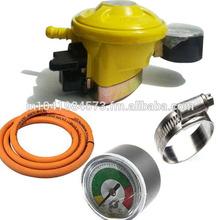 regulator cum gas safety device