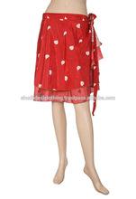 Sale!! Buy 100 Way Wear Reversible Vintage Silk Magic Wrap Skirts 20 Pcs in 60 U$D Only