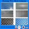 Circle Perforated Metal Mesh Screen/Perforated Metal Mesh Filter Tubes/Hexagonal Hole Perforated Metal Mesh