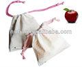 Baratos 2014 crudos de algodón bolsa de polvo para el bolso/bolsas de protección para los bolsos