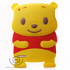 winnie the phoon for ipad 2/3/4 cartoon cover for ipad 3D rugged case for ipad