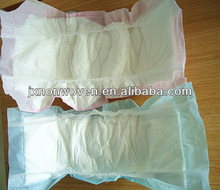 disposable adult diaper insert pad with leak-guard
