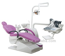 Fashion Design Dental Chair Unit With Led Sensor Light