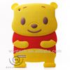 tpu soft cover for ipad 2/3/4 winnie the phoon case for ipad 3 cartoon case for ipad
