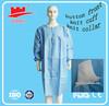 PP chemical resistant lab coats