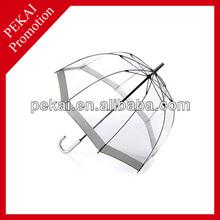 POE umbrella, Transparent Umbrella, clear umbrella