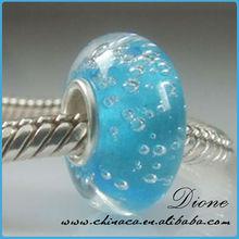 2014 jewelry beads murano bead antique style murano glass beads SEX3452
