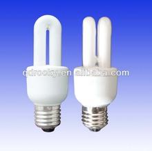 Energy saving bulb E27 2U 12W 15W 20W 25W 3000h