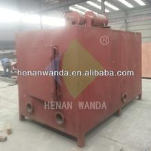 Continuous 2500kg/h charcoal carbonization stove