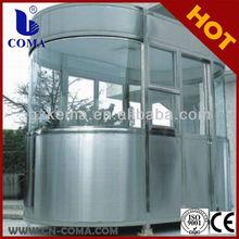 kiosk module sentry box guard house