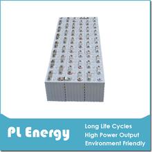 Long life span electric vehicle lifepo4 battery pack 96V 200Ah