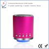 mp3 aluminum mini speaker fm