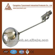 Tysonmech Hot Sale mechanical float valve