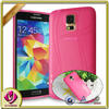 Colorful case for samsung galaxy s5 made of tpu material