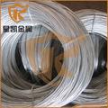 Alta resistencia galvanizado bandas de alambre de hierro