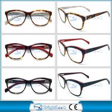 New arrival 2014 design acetate eyeglasses frames for reading glasses MOQ 300pcs BRP4027