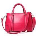 Custom metal logo plate for handbags women fashion handbag 2014