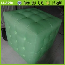 Decorative best sale hot-selling good printing inflatable cube balloon