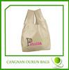 wholesale good quality reusable nylon foldable tote bag