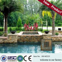 exterior wall stone veneer /outdoor stone wall/decorative wall stone HS- M2225