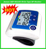 New Portable Automatic Digital Heart Beat Meter Wrist Watch Blood Pressure Monitor