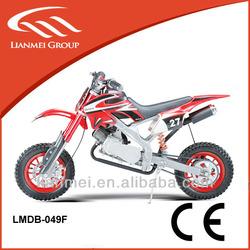 49CC dirt bike /kids motor bikes mini kids dirt bike with CE LMDB-049F