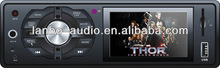 3 inch car video/car mp5 player support all music/video formats