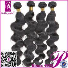 Onda del corpo 100g 100% non trasformati peruviana tessitura dei capelli cartella colori