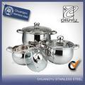 de acero inoxidable nuevo utensilios de cocina industrial