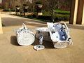 De alta calidad de la cesta de picnic/cesta de regalo/de artesanía