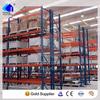 Warehouse storage steel pallet racks systems