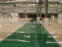 China Top Five Paint Manufacturer- Heavy Traffic Self Leveling Epoxy Concrete Resin Flooring