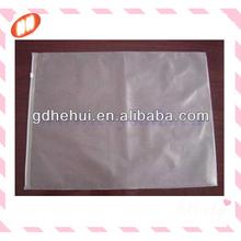 LDPE printed plastic slider zip lock bags