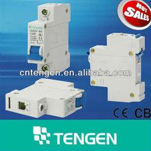 DZ47-63 mini illuminated circuit breaker switch