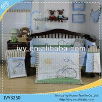 European crib baby bedding sets boys