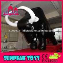 Inflatable Advertisement Bull