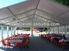 6x15m sea beach food restaurant tent