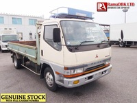 Stock#35777 MITSUBISHI CANTER 3.5 TON FLATBODY USED TRUCK FOR SALE [RHD][JAPAN]