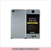Aluminum Skin Sticker for iphone 4G
