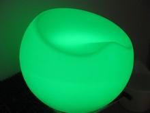 waterproof led cube chair lighting/led bar chair/chair led