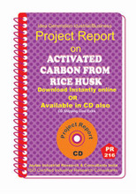 Project Report On Activated Carbon From Rice Husk