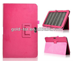 leather case for Samsung ATIV Smart PC 500T 11.6-inch Tablet(support Auto Sleep/Wake function)