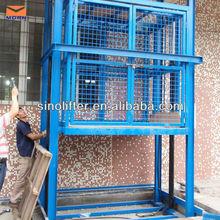 wall mounted hydraulic lift/hand operated lift