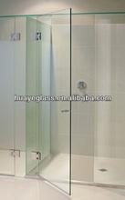 toughened glass shower door