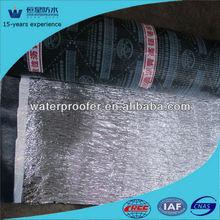ISO9001 certified! modified asphalt waterproof rolls for roofing