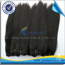 L'arrivée de nouveaux 5a grade gros vierge, tissageiso2000 100% dominicaine produits pour les cheveux de l'homme