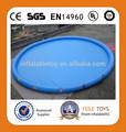 Pvc piscina inflável, Piscina de água