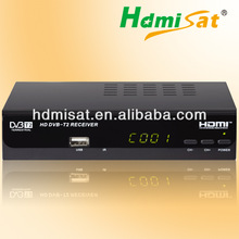 Mstar 7802 Full HD Free To Air DVB-T2 Digital QAM Set Top Box(STB) Receiver