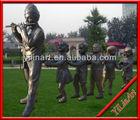 Bronze Sculpture, Bronze Statues, Bronze Garden Statue (YL-K101)